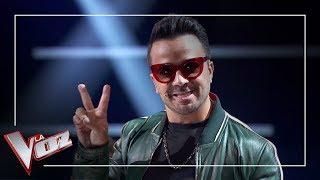 Luis Fonsi imita a Paulina Rubio, empoderada tras conseguir a Viki Lafuente | La Voz Antena 3 2019