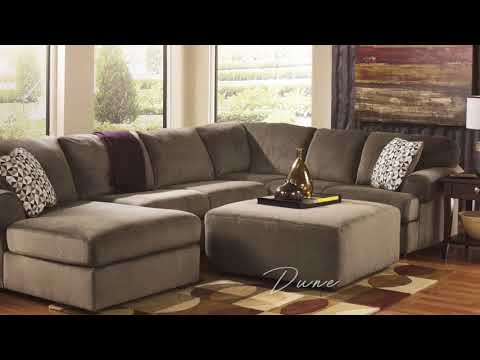 Coach 3 Piece Sectional Hom Furniture