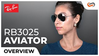 Ray-Ban RB3025 Aviator 58 Eyesize