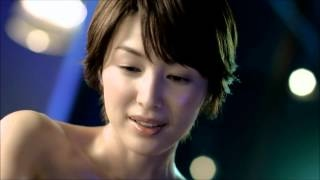 花王NIVEAプレミアムボディミルク「やわらかい」吉瀬美智子