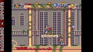 Super Nintendo - Bonkers (1994)