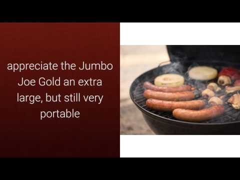 Weber Jumbo Joe 18 Inch Portable Grill Review