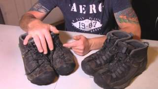KEEN Men's Targhee II Mid TAC Hiking Boot Review