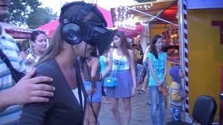 Виртуальная реальность Американские горки по крепости(УЛЯ) )))