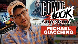 Composer Michael Giacchino Talks Incredibles 2, Spider-Man: Homecoming, and Goes Comic Book Shopping