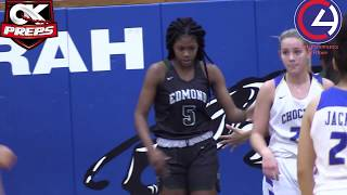 2019 State Tournament Players to Watch: Kiera Neal, Edmond Santa Fe