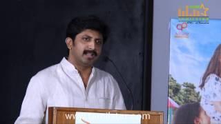 M Raja at Enna Satham Intha Neram Press Meet
