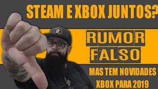 Rumor que liga Xbox e Steam é FALSO mas Xbox Scarlet pode ter 4 Hardwares Diferentes