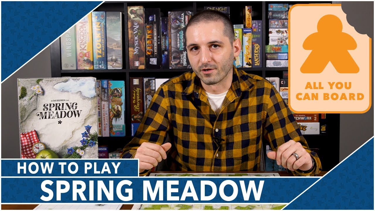 Spring Meadow: How to Play by AYCB