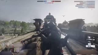 Приколы в Battlefield 1 №2