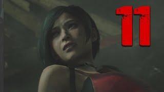 The END Of Ada!?? - Resident Evil 2 Remake Full Walkthrough Part 11 (RE2 Leon)