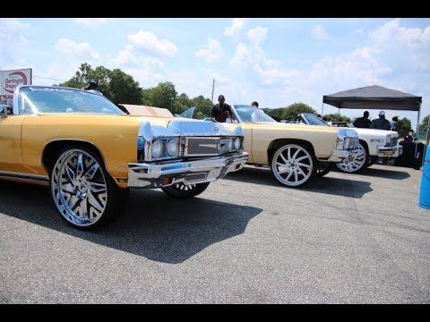 WhipAddict: Fast N Flashy Car Show; Pull Ups, Muscle Cars, Track Runs, Donks, Big RIms