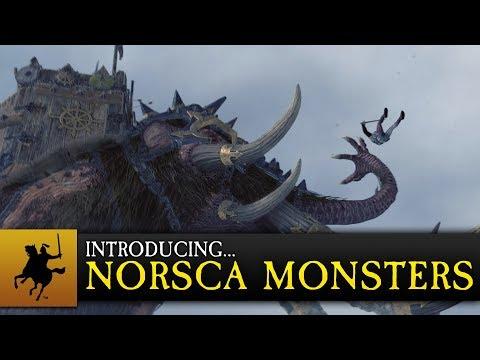 Total War: WARHAMMER - Introducing... Norsca Monsters thumbnail