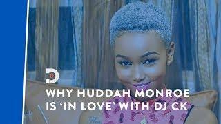 This is why Huddah Monroe 'in love' with Chris Kirubi