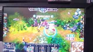preview picture of video 'InterTown Gaming Cafe paphos league of legends tournament pentakill!!'