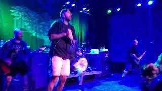 Beast (Live at Port City) - The Acacia Strain 2018 Portland, ME