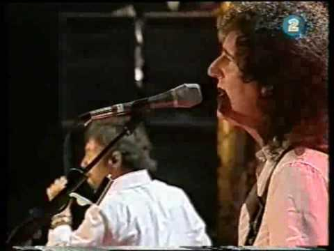 Queen + Paul Rodgers LIve (SOUTH AFRICA) 2005:fat Bottomed Girls