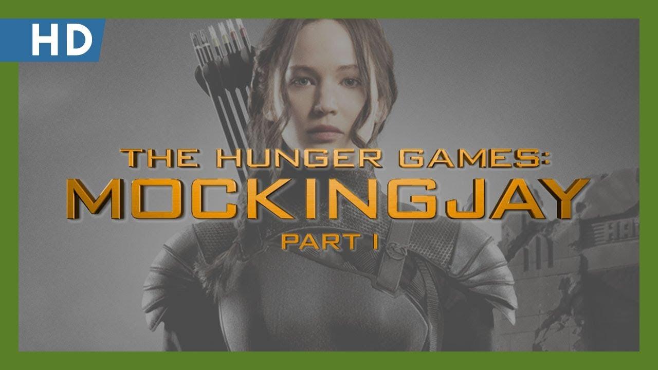Trailer för The Hunger Games: Mockingjay - Del 1
