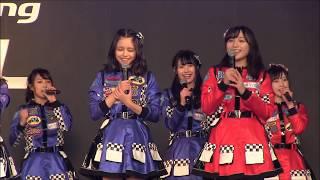 AKB48 Team 8 服部有菜カメラ「生きることに熱狂を!」スペシャルライブ② 富士スピードウェイ 20171210