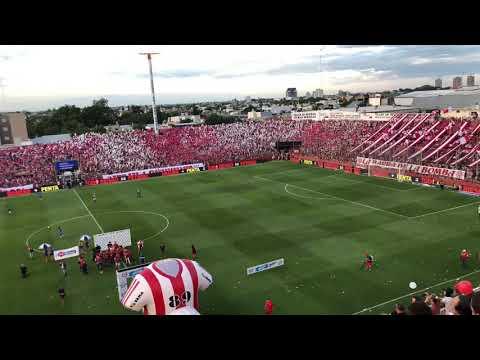 """""""Recibimiento Unión vs Colón 25/02/18"""" Barra: La Barra de la Bomba • Club: Unión de Santa Fe"""