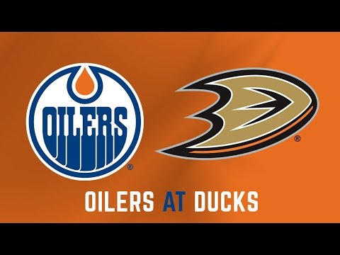 LIVE | Pre-Game Interviews - Oilers at Ducks - Game 1