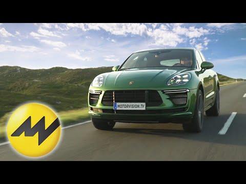 Schneller, sparsamer und komfortabler: Die zweite Generation des Porsche Macan Turbo  Motorvision