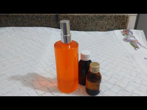 Perfume para os Cabelos