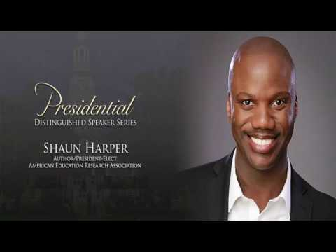 Sample video for Shaun Harper