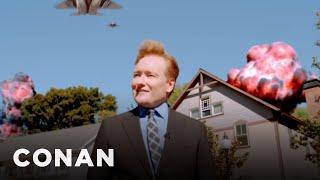 Conan's Apocalyptic