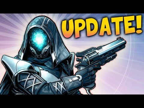 Destiny 2: NEW UNKNOWN PLAYER UPDATE! What Happened & Why I Was Gone