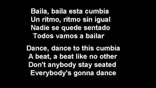 Baila Esta Cumbia -Selena-Spanish (subs-Spanish-English-espanol-ingles)