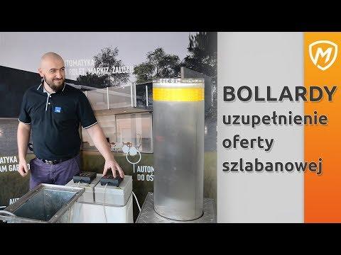 Bollardy Nice - uzupełnienie oferty szlabanowej - zdjęcie