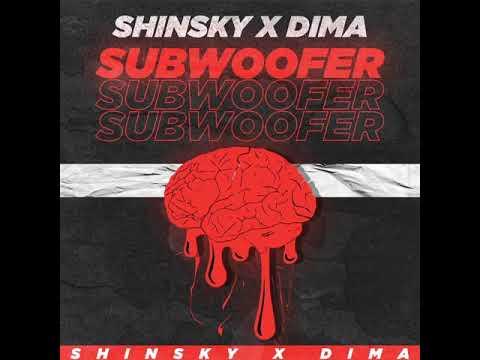 SHINSKY x DIMA Subwoofer