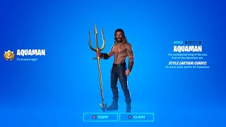 Fortnite All Aquaman Challenges Guide - Week 1 to Week 5 & Style Challenge (How to Unlock Aquaman)