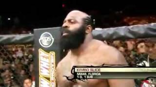 Kimbo Slice vs Tank Abbott full fight.