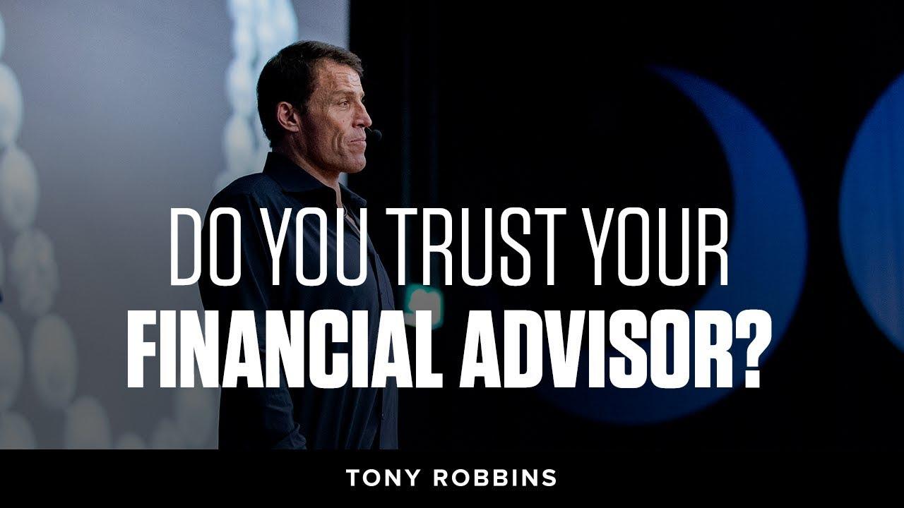Do You Trust Your Financial Advisor?