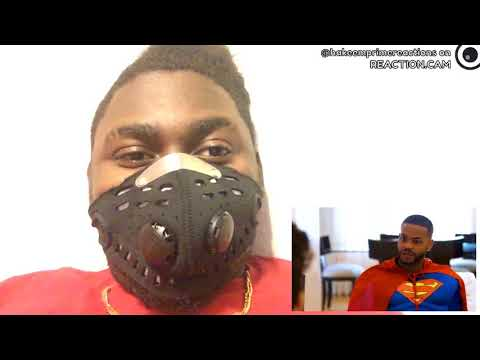Reaction Request: The Racist Superman (Comedy Skit) #kingbach