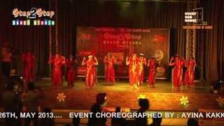 Kafirana   Joker    Lavani Dance   Dance Performance BY Step2Step Dance Studio