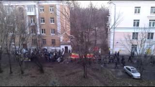 Русский марш в Твери 2014