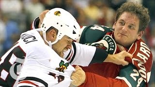 Punched Out: The Rise and Fall of Derek Boogaard