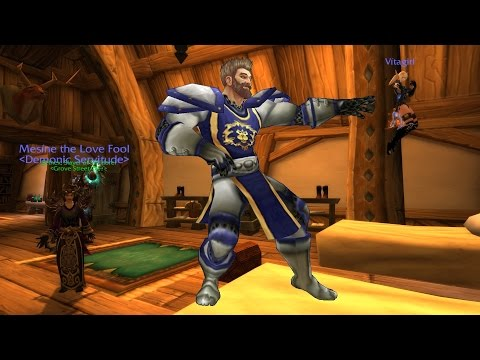The Story of Goldshire Footman