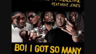 Young Problemz - Boi! (I Got So Many) (ft Mike Jones & Gucci Instrumental
