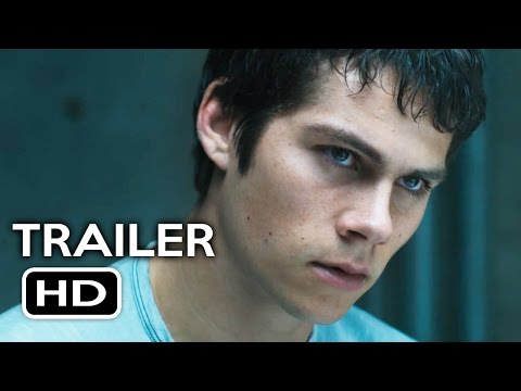 Maze Runner 2 The Scorch Trials Official Trailer #2 (2015) Dylan O'Brien Action Sci-Fi Movie HD