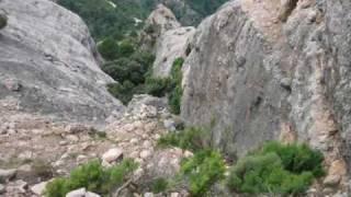 preview picture of video 'Horta de Sant Joan  les vacances '