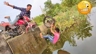 Top New Funny Comedy Video 2020 Must Watch New Hindi Comedy Video 😂   By Bindas Fun Masti...