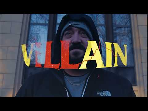 mic.ill - Villain ft. DJ HMZTRSTYL (prod Johnny Slash)