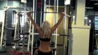 Calgary Fitness - Wide Grip Lat Pulldown