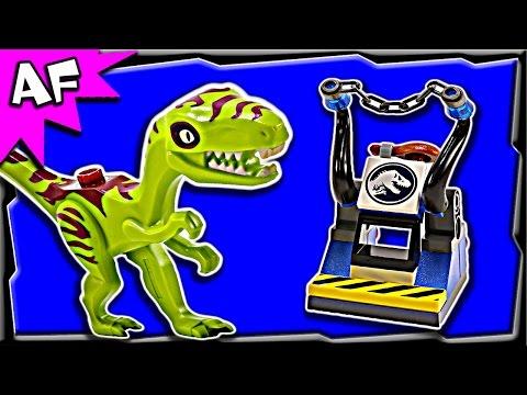 Vidéo LEGO Jurassic World 30320 : Le piège à Gallimimus