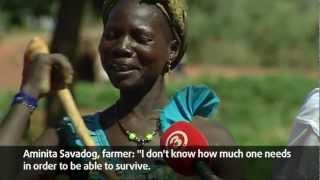 24/11/2011 Komisāra Piebalga vizīte Burkina Faso