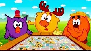 Эрудит - Смешарики 2D | Мультфильмы для детей